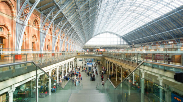 Direct Trains From Amsterdam To London Are Now Opening Up