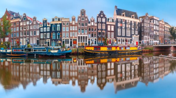 How Ethnically Diverse Is Amsterdam?
